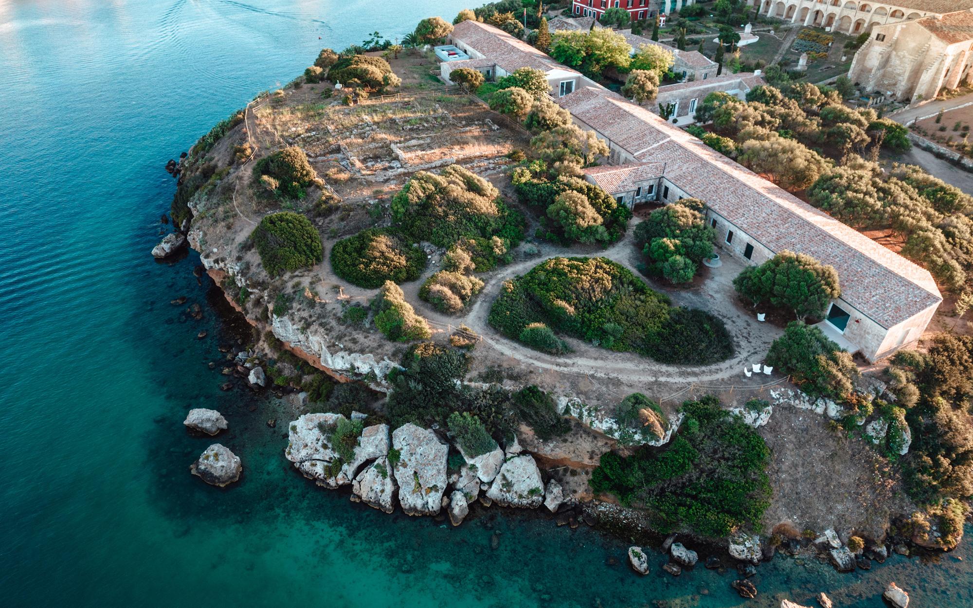 Hauser & Wirth Menorca on Isla del Rey Courtesy Hauser & Wirth © Be Creative, Menorca