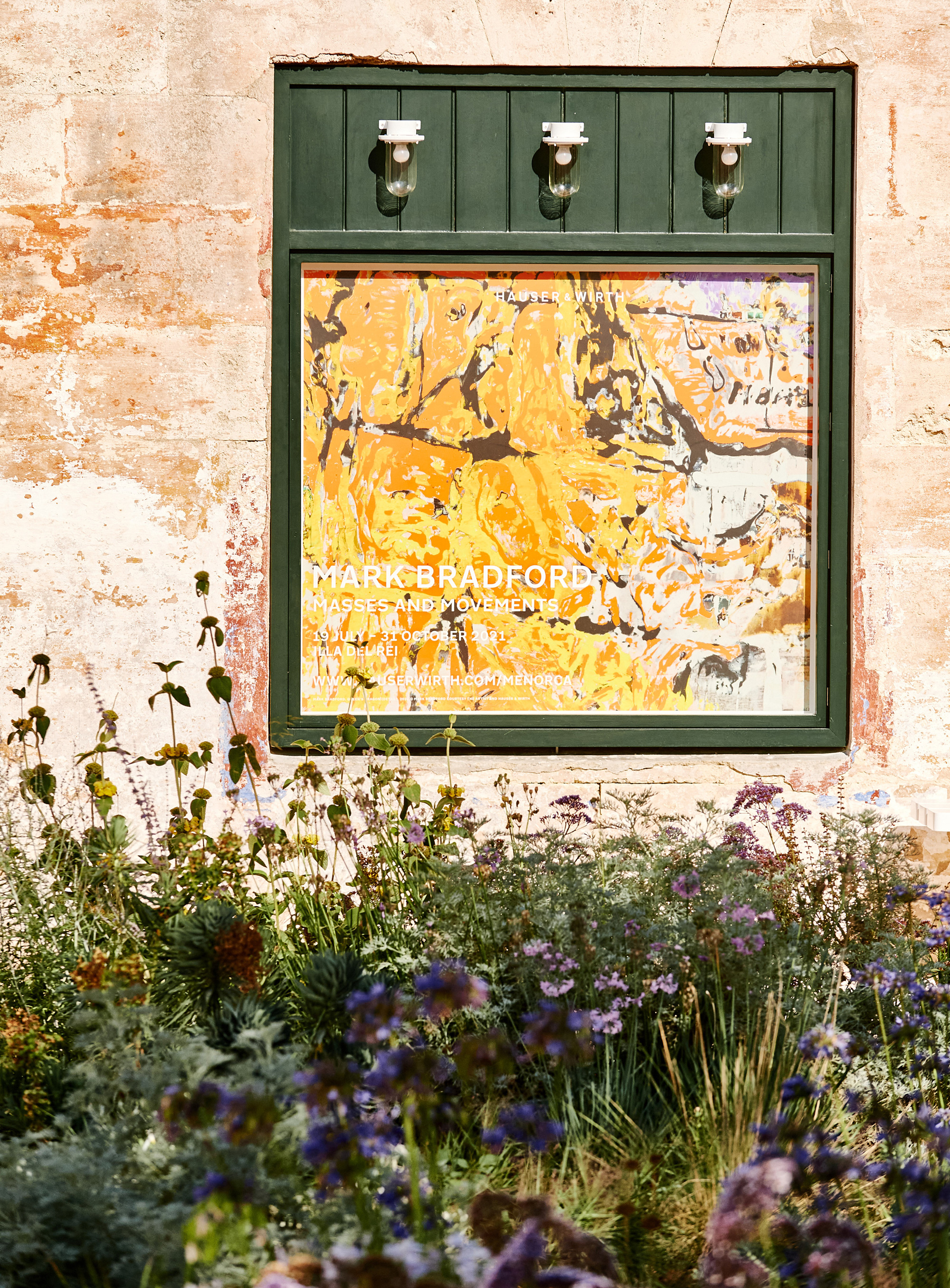 Hauser & Wirth Menorca on Isla del Rey Courtesy Hauser & Wirth © Daniel Schäfer
